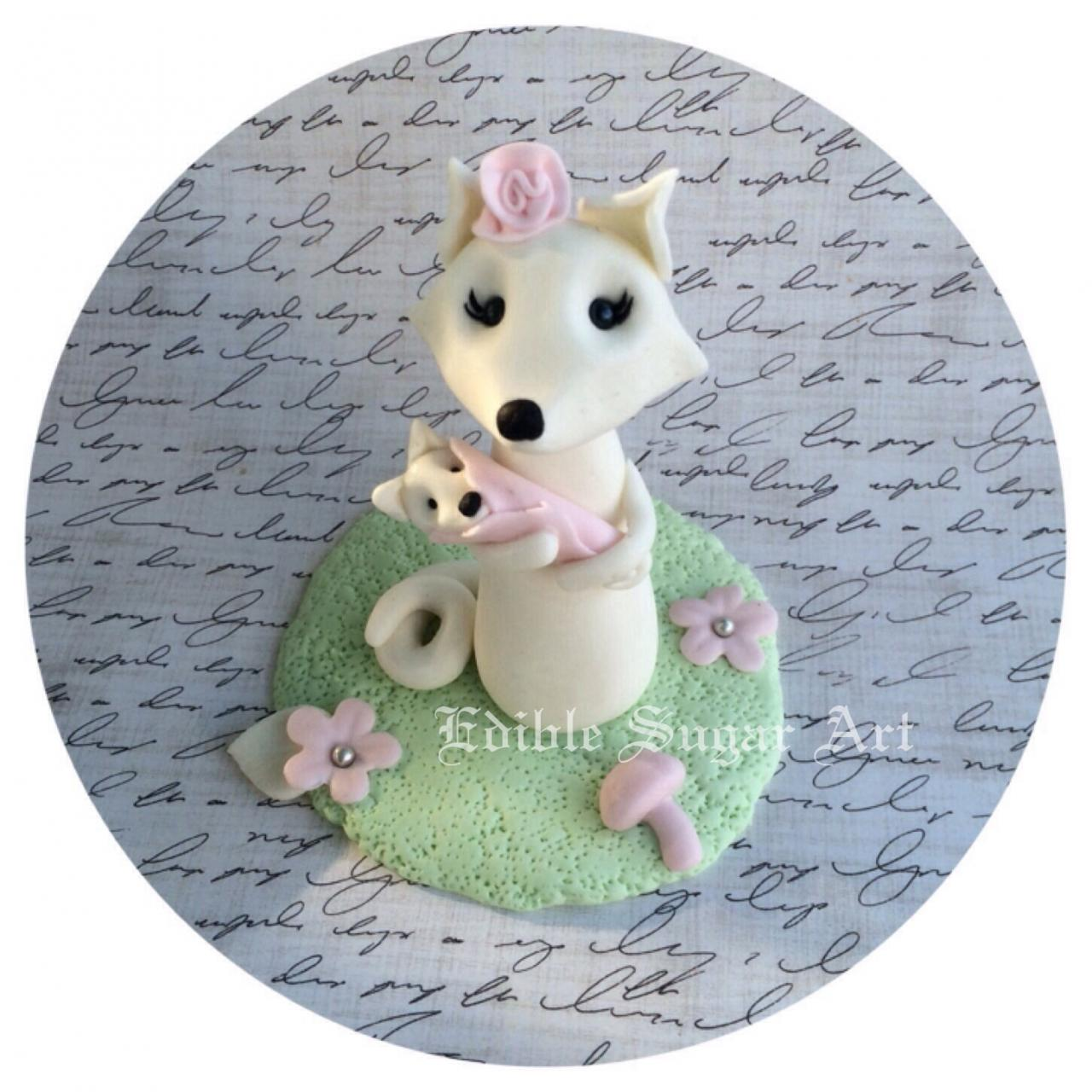 Woodland Baby Shower Fox Baby Shower Girl Fox Boy Fox Mama